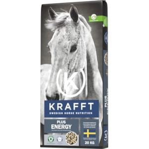 Hästfoder Krafft Plus Energy, 20 kg