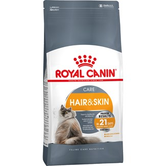 Kattmat Royal Canin Hair & Skin, 2 kg