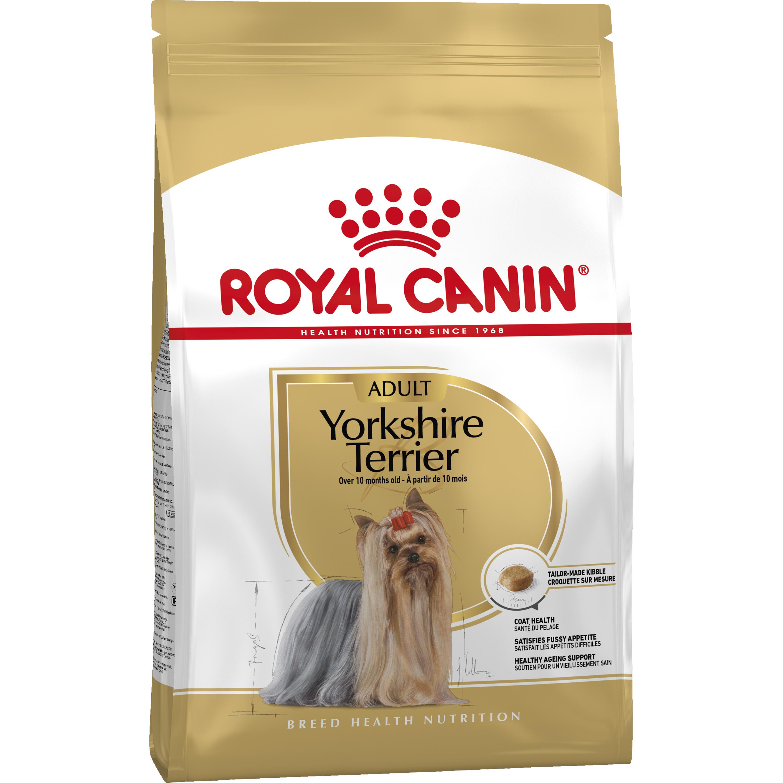 Hundfoder Royal Canin Yorkshire Terrier 28 Adult, 1,5 kg
