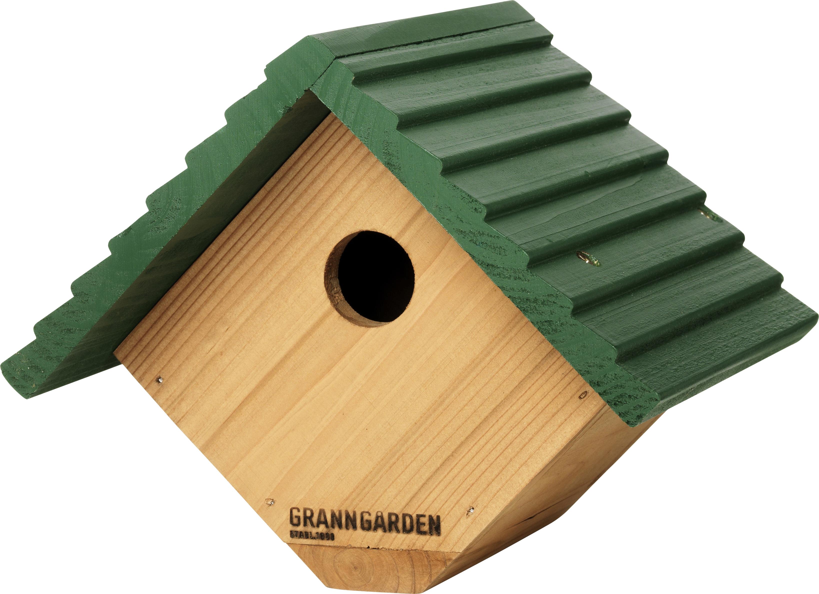 Fågelholk Granngården Gärdsmyg