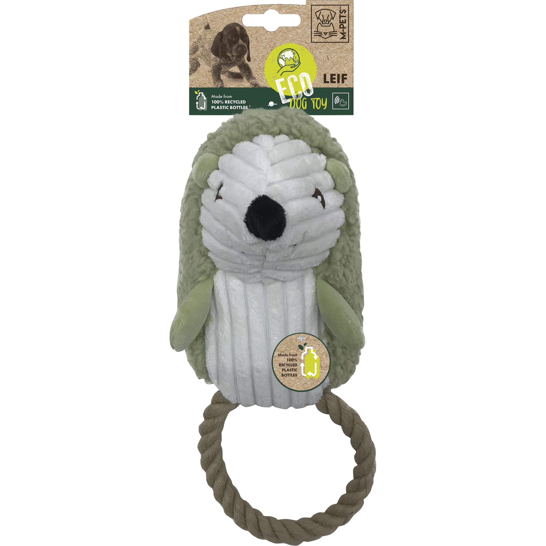 Hundleksak M-Pets Leif Eco