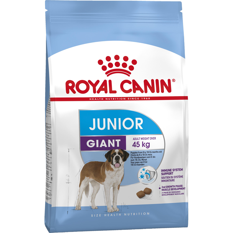 Hundfoder Royal Canin Giant Junior, 15 kg