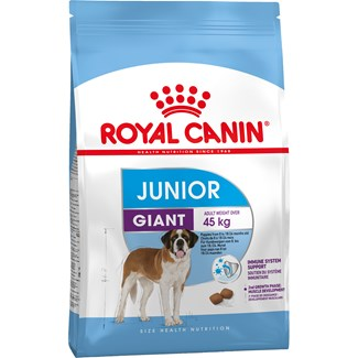 Hundfoder Royal Canin Giant Junior, 15 kg