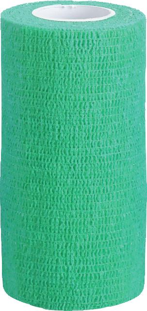Bandage EquiLASTIC, 10 cm x 4,5 m Limegrön