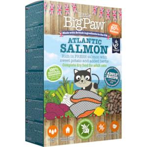 Kattmat Little Big Paw Adult Atlantic Salmon 350 g