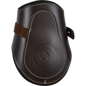 Benskydd Hansbo Sport Bak Läder, Brun