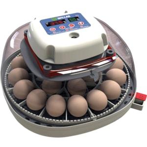 Äggkläckningsmaskin Willab 22 ägg