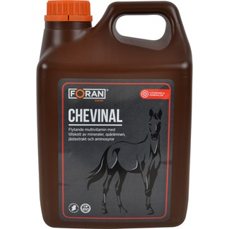 Fodertillskott Foran Equine Products Chevial Plus, 2,5 l