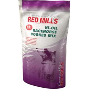 Hästfoder Red Mills Hi-Oil Racehorse Cooked Mix, 20 kg