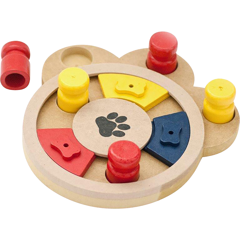 Hundleksak Party Pets No 3 IQ-spel