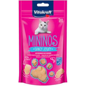 Kattgodis Vitakraft Mininos Lax, 40 g