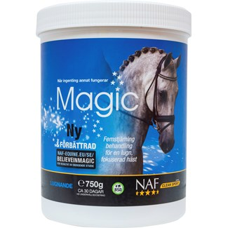 Fodertillskott NAF Magic, 750 g