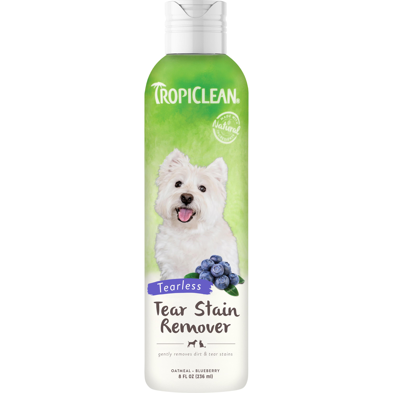 Tårfläckborttagare TropiClean, 236 ml
