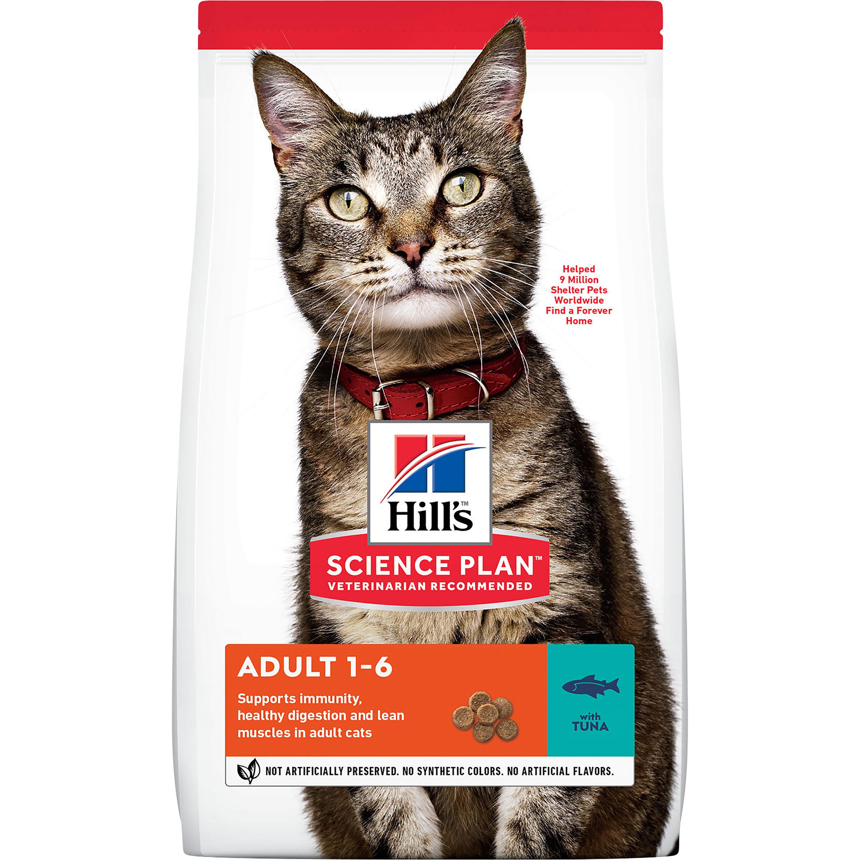 Kattmat Hills Science Plan Adult Tuna, 1,5 kg