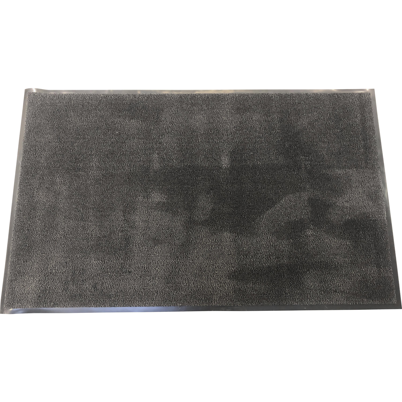 Dörrmatta Matting Vinyl Grå/Svart, 90x150 cm