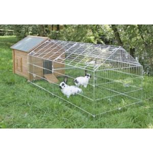 Höns- och kaningård Hobby