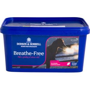 Fodertillskott Dodson and Horrell Breathe Free Mix, 1 kg