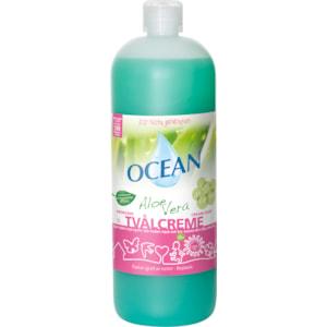 Flytande tvål Ocean Aloe Vera, 1 l