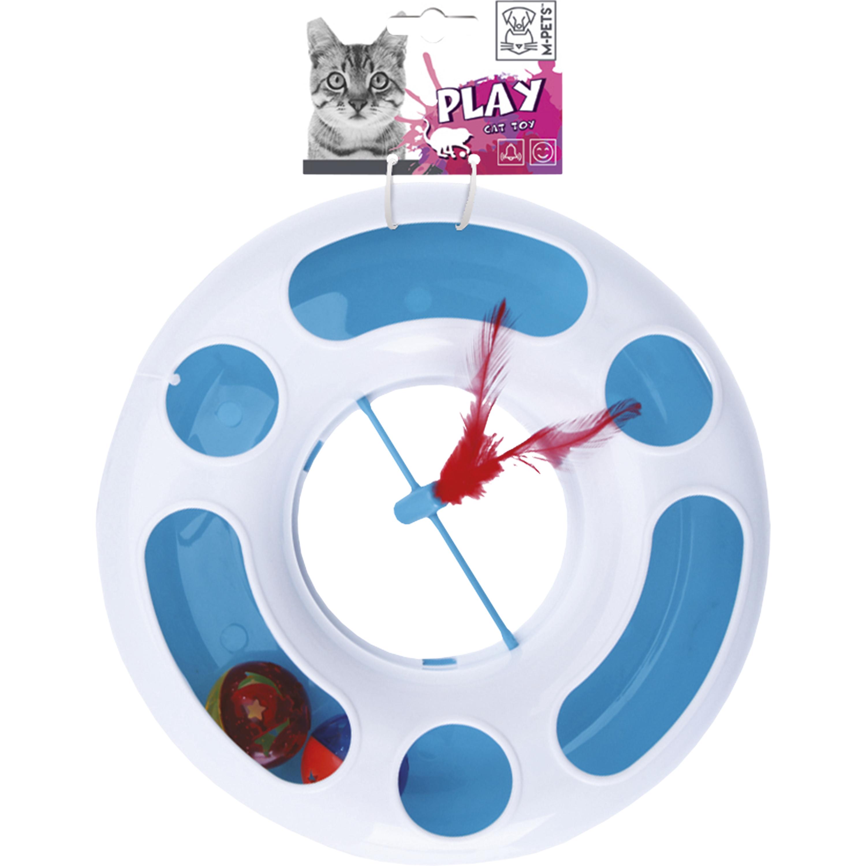 Kattleksak M-Pets Discus