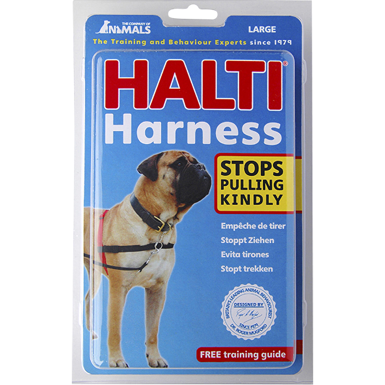 Hundsele The Company of Animals Halti Anti-drag Large