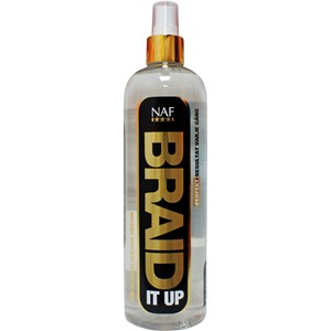 Man- och Svansspray NAF Braid it Up, 500 ml