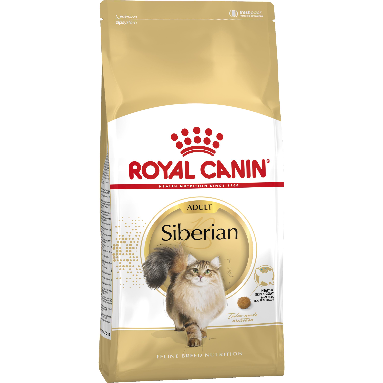 Kattmat Royal Canin Adult Siberian, 2 kg