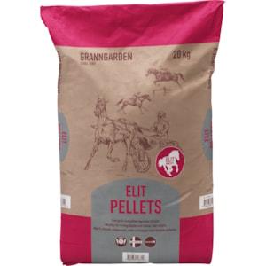 Hästfoder Granngården Elit Pellets, 20 kg