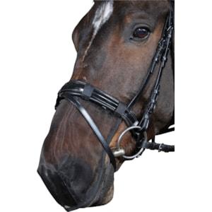 Mulskydd Horse Guard, Svart Full