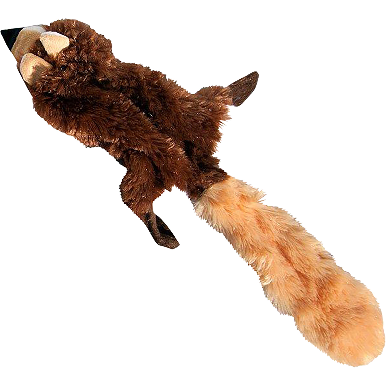 Hundleksak Party Pets Skinnies Bear, 55 cm