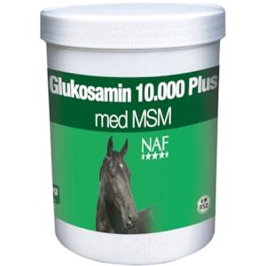 Fodertillskott NAF Glukosamin Plus MSM, 900 g