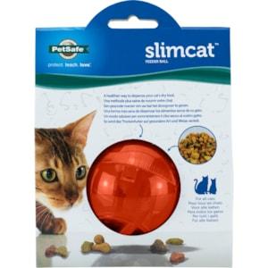 Foderboll Katt PetSafe Slimcat Orange