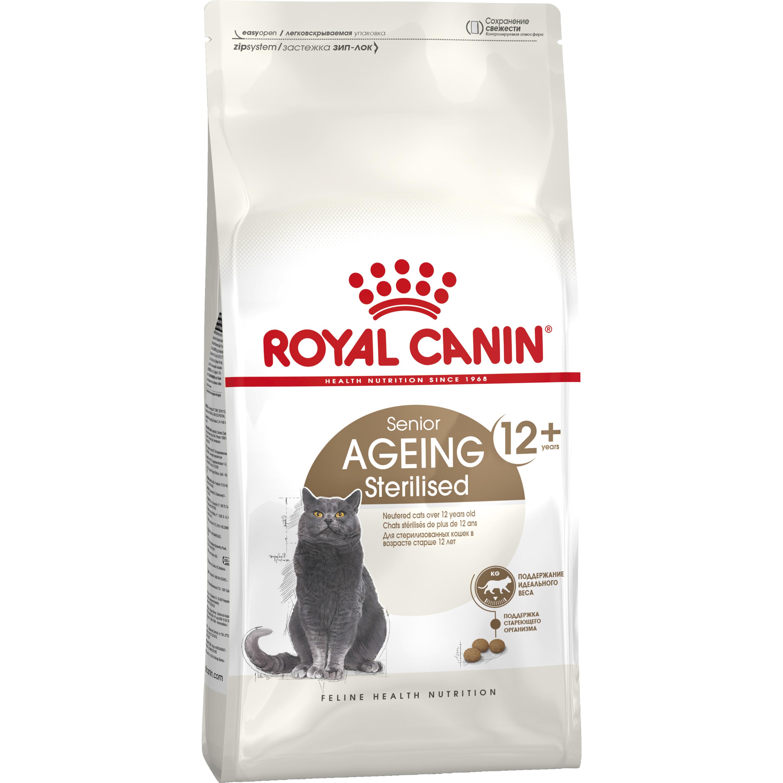 Kattmat Royal Canin Sterilised 12+, 2 kg