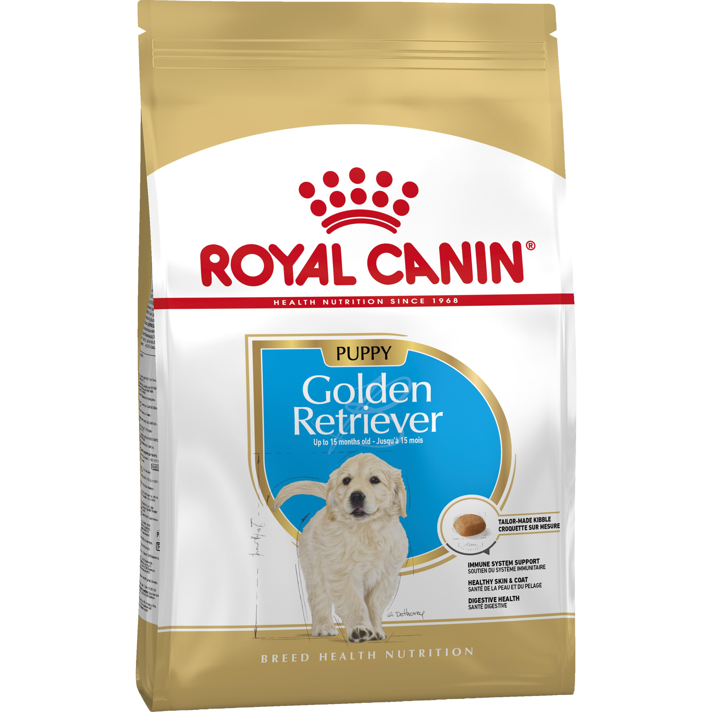 Hundfoder Royal Canin Golden Retriver 29 JR, 12 kg
