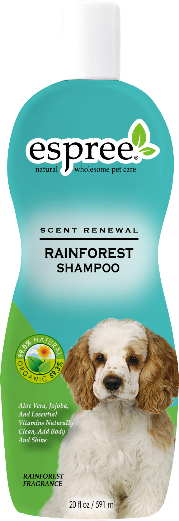 Hundschampo Espree Rainforest, 355 ml