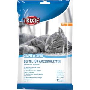 Kattlådspåsar Trixie XL 10-pack