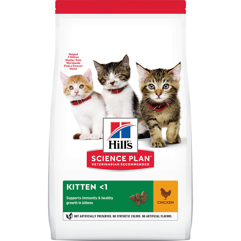 Kattmat Hills Science Plan Kitten Kyckling, 7 kg