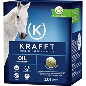 Fodertillskott Krafft Oil, 10 l