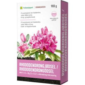 Rhododendrongödsel Granngården, 0,9 kg