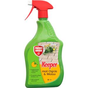 Ogräsmedel Keeper Spray, 1 l