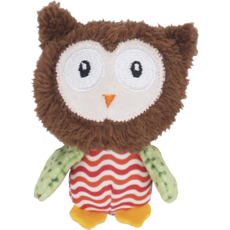 Kattleksak Rosewood Boggle Owl