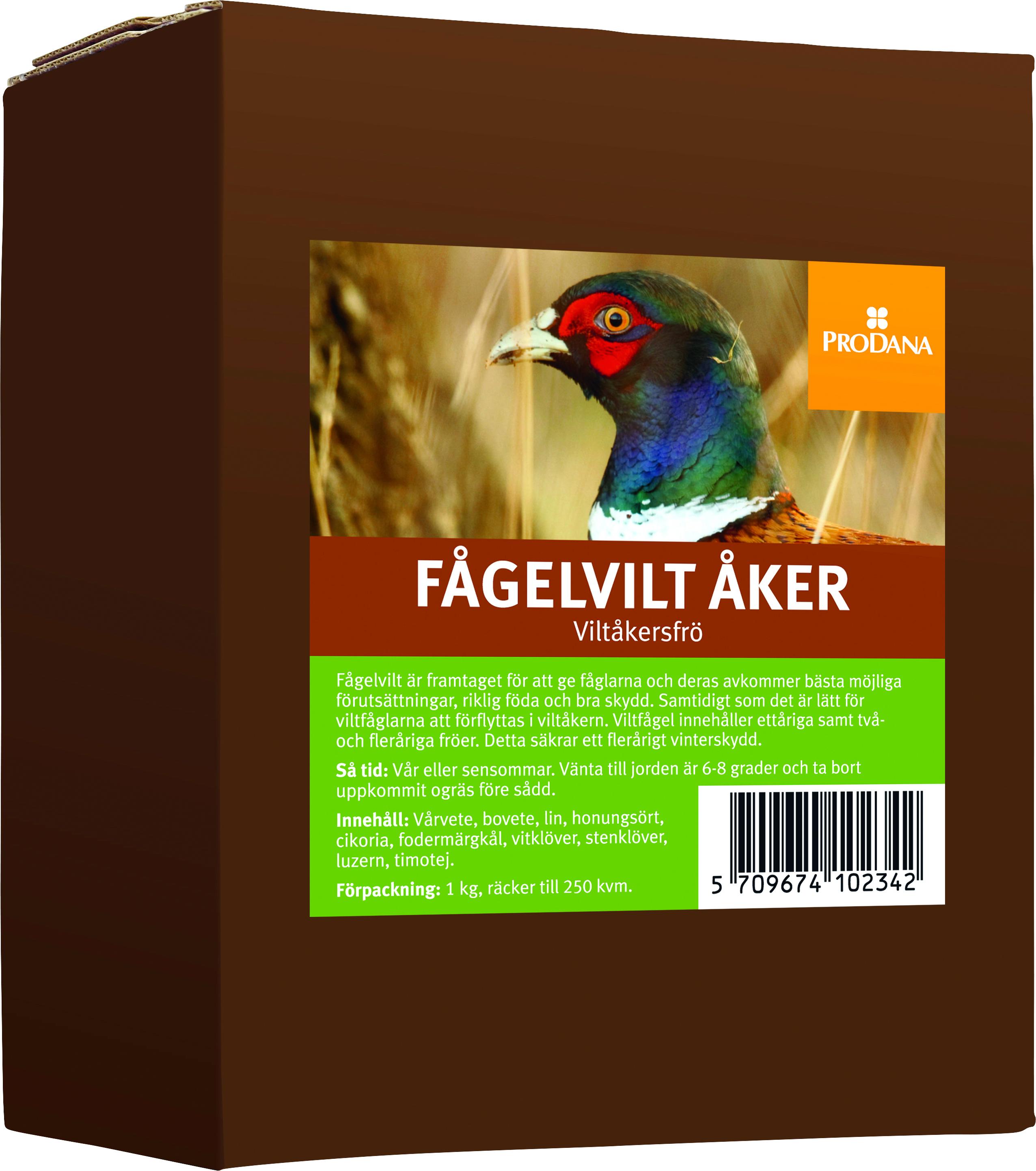 Viltblandning Prodana Fågelvilt, 1 kg