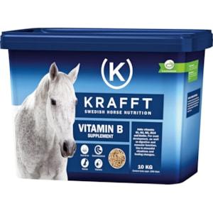 Fodertillskott Krafft Vitamin B, 10 kg