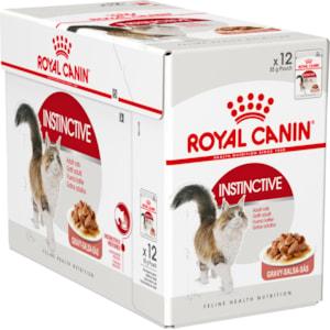 Kattmat Royal Canin Instinctive, 12-pack