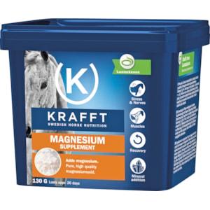 Fodertillskott Krafft Magnesium, 130 g