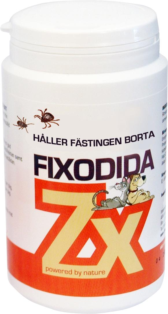 Fästingmedel FIXODIDA Zx, 60 g