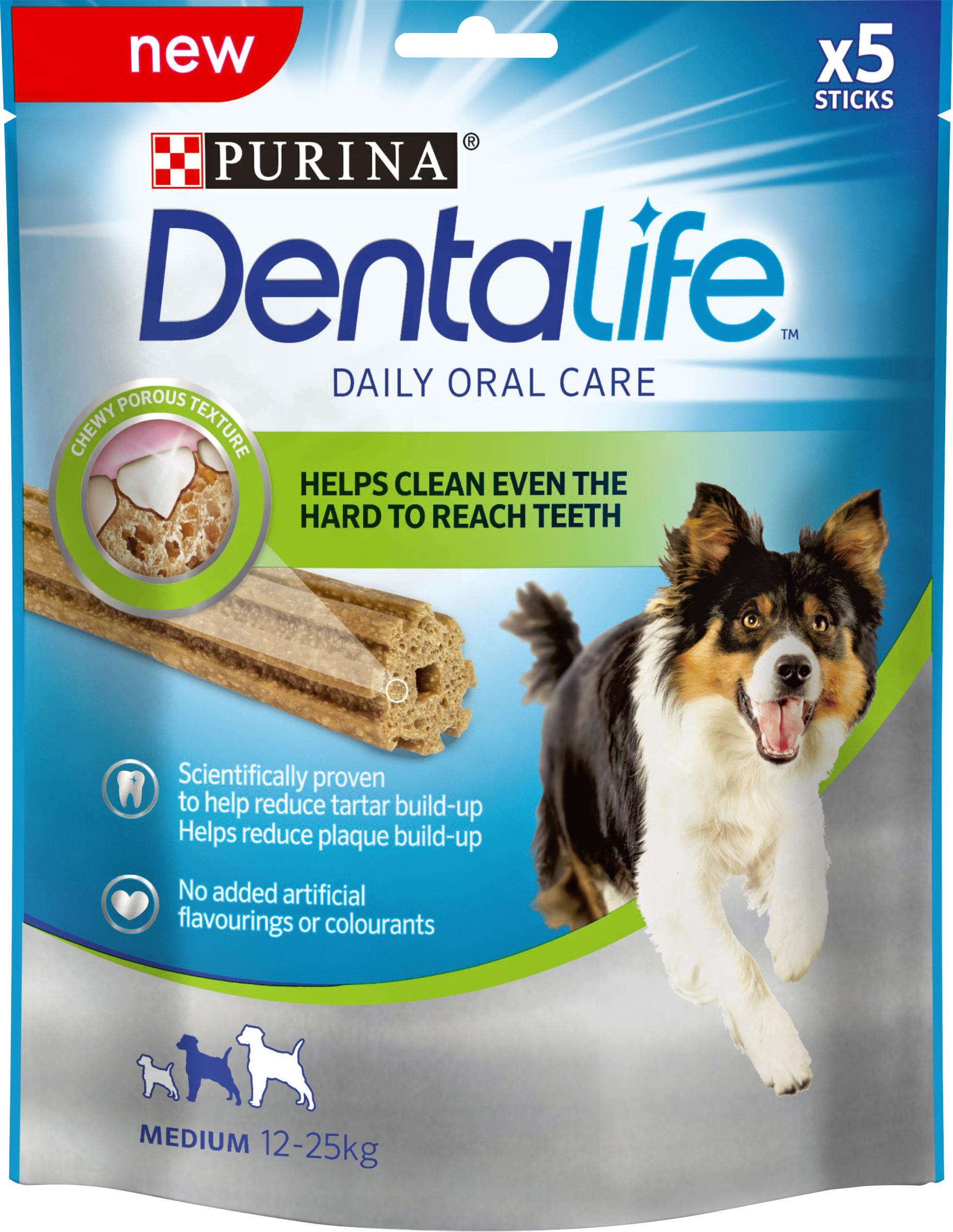 Hundtugg Purina DentaLife Medium