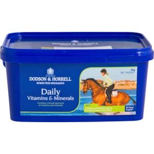 Fodertillskott Dodson and Horrell Vitamins and Minerals, 2 kg