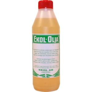 Läderolja Ekol Ofärgad, 500 ml