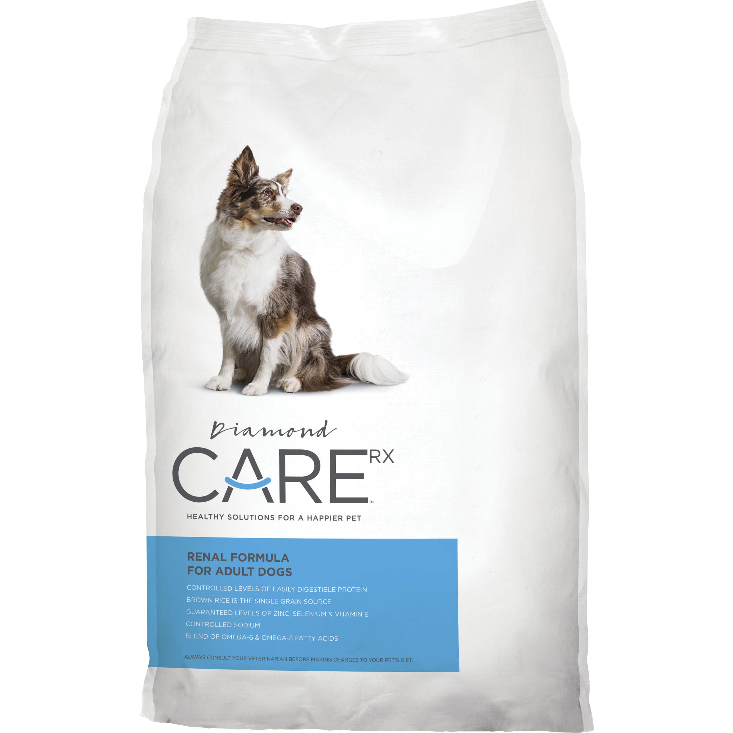 Hundfoder Diamond Care Renal Dog, 11,3 kg