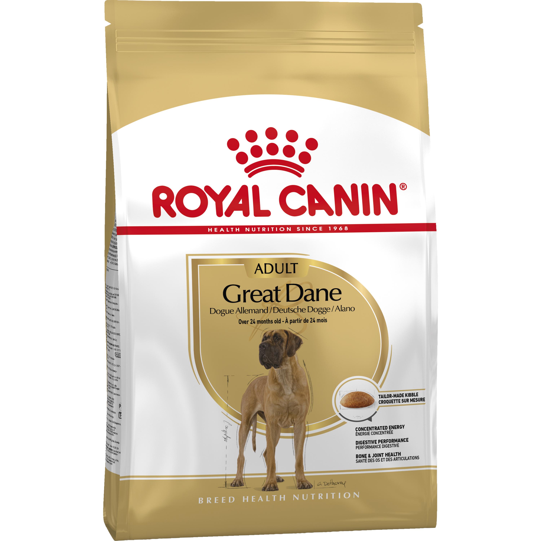 Hundfoder Royal Canin Great Dane 23, 12 kg